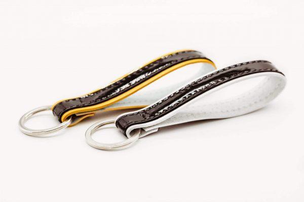 leather keychain 17