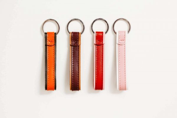 leather keychain 9